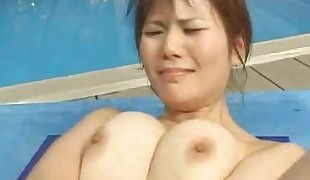 VSPDS-302 Big Tits Swimming School