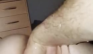 Fist and drizzle